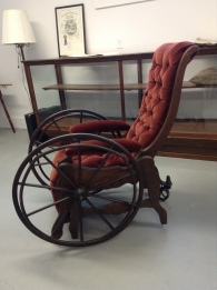 Museum-wheelchair